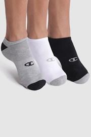 3 pack ponožek Champion kotničkové