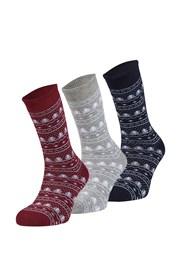 3 pack hřejivých ponožek Invierno