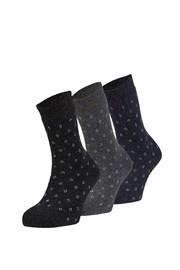 3 pack hřejivých ponožek Alma