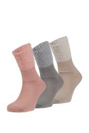 3 pack hřejivých ponožek Marilu