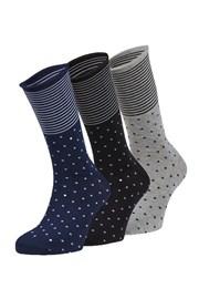 3 pack ponožek Marco