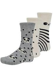 3 pack dětských ponožek Chinn