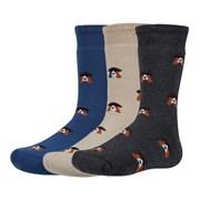 3 pack dětských hřejivých ponožek Verth