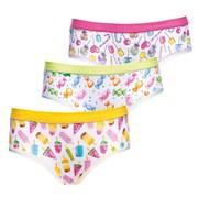 3 pack dětských  kalhotek Candy