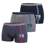 3 pack chlapeckých boxerek EB4046