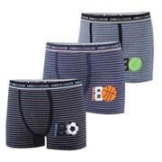 3 pack chlapeckých boxerek ENRICO COVERI EB4074