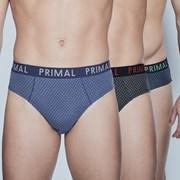 3 pack pánských slipů PRIMAL S189