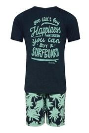 Chlapecké pyžamo Surfboard