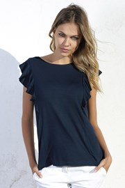 Dámské bavlněné tričko Carlina