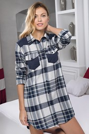 Dámská noční košile Zaffiro