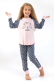 Dívčí pyžamo Blackspade Meow