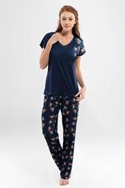 Dámské pyžamo Valeria dlouhé