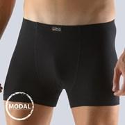 Pánské boxerky GINO Modal kratší černé