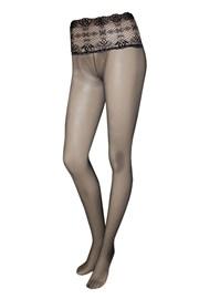 Punčochové kalhoty Daniella Black