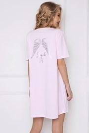 Dámská noční košile Angel růžová