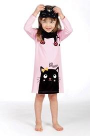 Dívčí pyžamo Lina Pink  Kitty