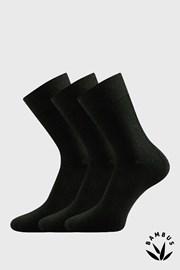 3pack ponožek Badon bambusové společenské