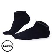 Bambusové ponožky Eloi nízké tmavěmodré