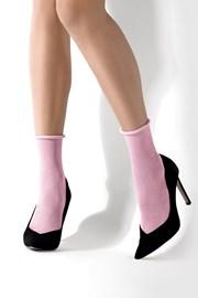Dámské ponožky Bling růžové