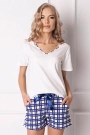 Dámské pyžamo Blumy krátké