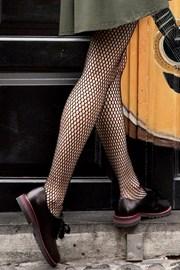 Vzorované punčochové kalhoty Brigitte 10