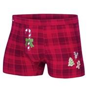 Pánské boxerky CORNETTE Vánoce