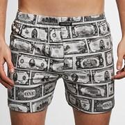 Pánské trenky CORNETTE Classic Dollars