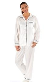 Dámské saténové pyžamo Coco