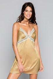 Luxusní košilka Savannah zlatá