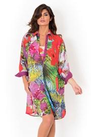 Dámské italské plážové košilové šaty David Mare Playa