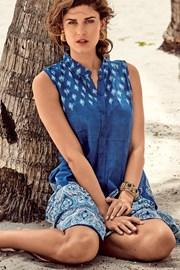 Dámské italské letní košilové šaty David Beachwear Kerala