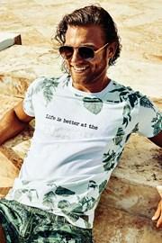 Pánské tričko DAVID 52 Tropical