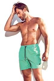 Pánské plavkové šortky DAVID 52 Basic Caicco 041A