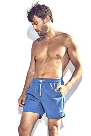 Pánské plavkové šortky DAVID 52 Basic Caicco 041B