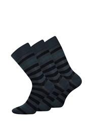 3 pack společenských ponožek Demertz