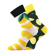 Trendy ponožky Citrony - každá ponožka jiná