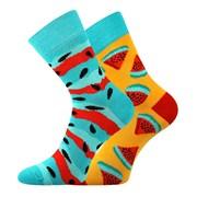 Trendy ponožky Meloun - každá ponožka jiná