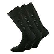 3 pack společenských ponožek Doratek