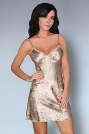 Luxusní košilka Dragana Camel