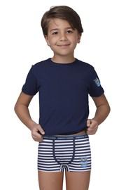 Chlapecký komplet boxerek a trika Enrico Coveri