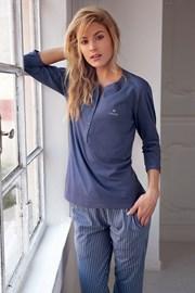 Dámské pyžamo Juliet modré