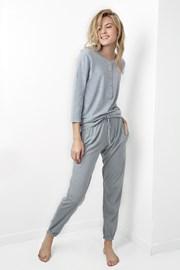 Dámské pyžamo Juliet šedé