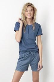Dámské pyžamo Joslin modré