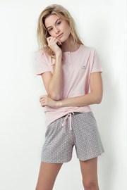 Dámské pyžamo Caprice růžové