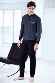Pánský domácí komplet ENRICO COVERI Adriano jeans