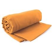 Rychleschnoucí ručník Ekea oranžový