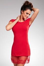 Dámská noční košilka Estelle červená