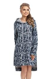 Domácí mikinové šaty Emma