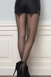 Vzorované punčochové kalhoty Fancy11 20 DEN