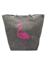 Plážová taška Flamingo